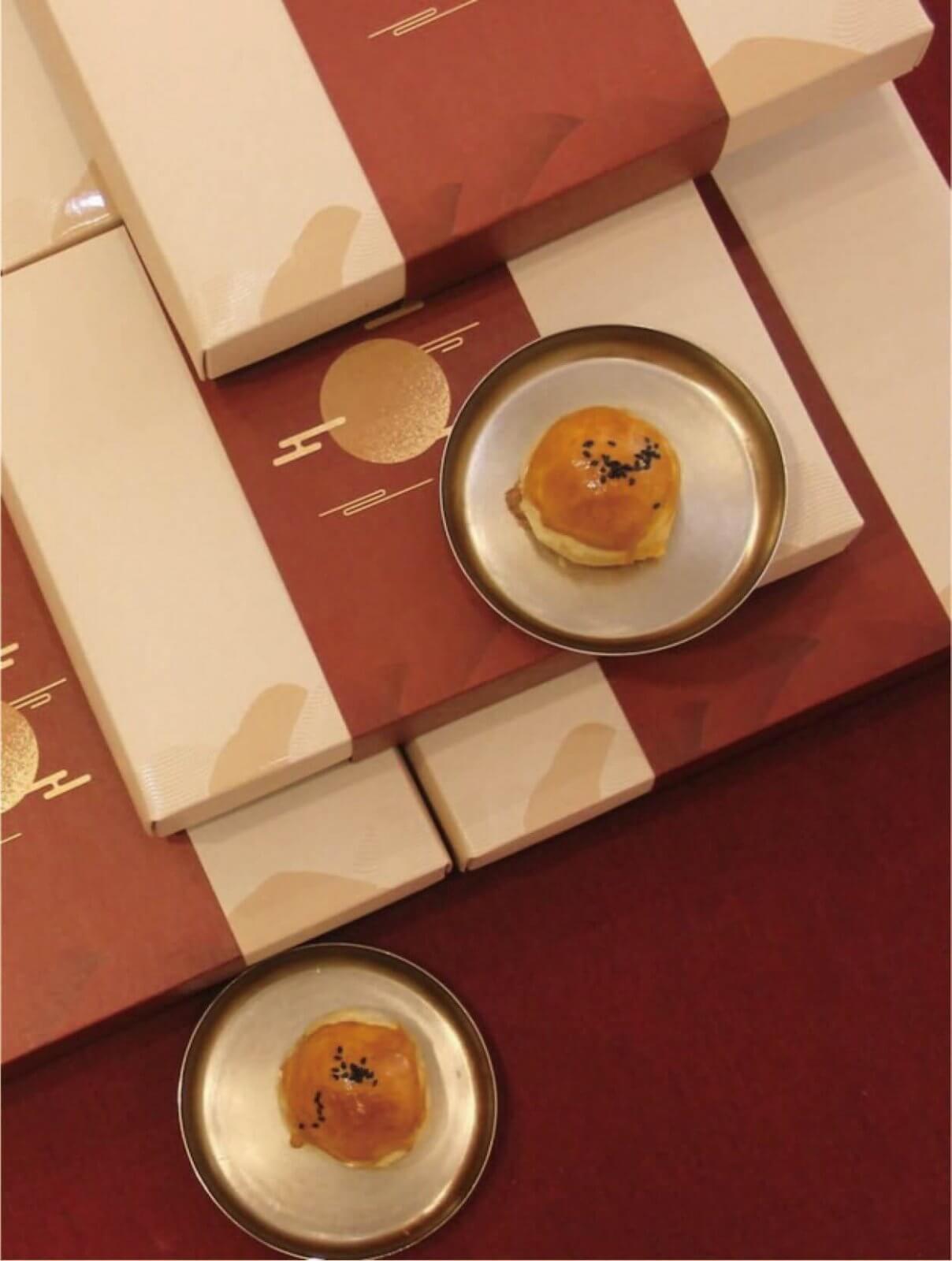 蛋黃酥月餅禮盒